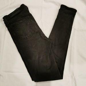 Rag & Bone | High Rise Skinny Jeans
